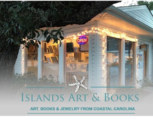 Islands Art and Books Store Ocean Isle Beach NC