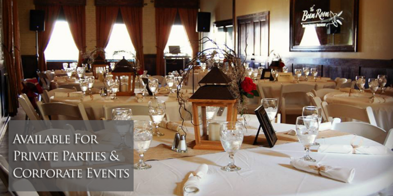 The Beam Room Catering & Events Space