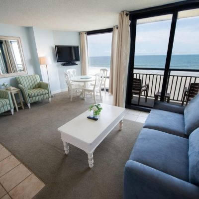 Shell Island Resort – All Oceanfront Suites
